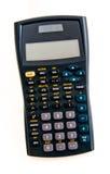 Hand Scientific Calculator Stock Photos