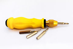 Hand screwdriver Stock Photos