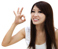 Hand Sign Royalty Free Stock Images