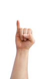 Hand sign Language Royalty Free Stock Photos