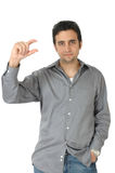 Hand Signals Stock Photo