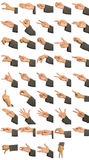 Hand Signs Language Stock Photography