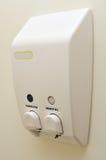 Hand soap dispenser Stock Images
