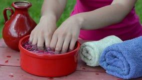 Hand spa φιλμ μικρού μήκους