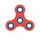 Hand spinner icon Stock Images