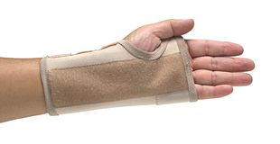 Hand Splint Stock Photography