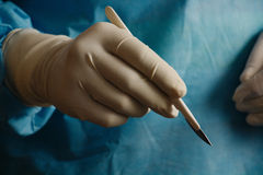 Hand surgeon Royalty Free Stock Photos