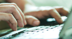hand tangentbordet