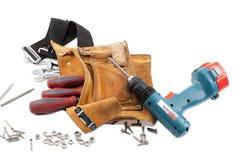 Hand tool. Close up shot of hand tool Stock Image