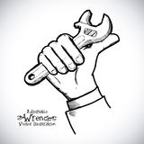 Hand tool Royalty Free Stock Photo