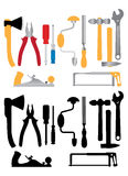 Hand tools Stock Photography