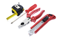 Hand Tools Royalty Free Stock Photo