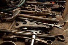 Free Hand Tools Stock Image - 9037111