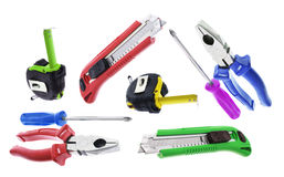Hand Tools Royalty Free Stock Images