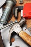 Hand tools close up Stock Image