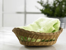 Hand towel Stock Photography