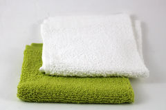 Hand towel Stock Image