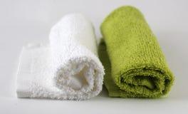 Hand towel Stock Photography