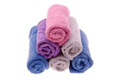 Hand Towels Stock Images