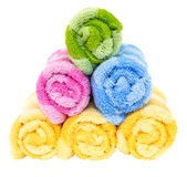 Hand Towels IV Royalty Free Stock Images