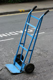 Hand Trolley Royalty Free Stock Photography