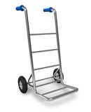 Hand truck Royalty Free Stock Image