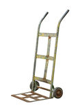 Hand truck Royalty Free Stock Images