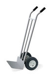 Hand truck Stock Images