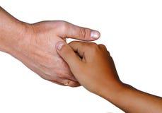 Hand van de hulp Royalty-vrije Stock Foto