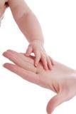 Hand van mather Stock Afbeelding