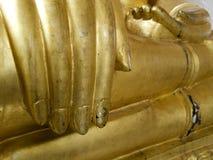 Hand van oude Boedha, Thailand Royalty-vrije Stock Afbeeldingen
