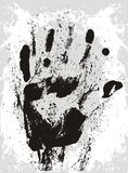 Hand vector Royalty Free Stock Images