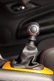Hand versnellingshandel stock afbeeldingen