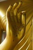 Hand von Buddha Lizenzfreie Stockbilder