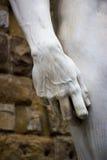 Hand von David Lizenzfreies Stockbild