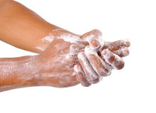 Hand wash Stock Photos