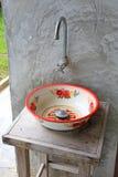 Hand wash basin Stock Photography