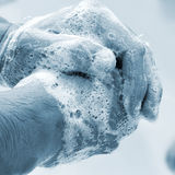 Hand washing Royalty Free Stock Photography