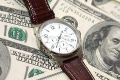 Hand watch Stock Photos