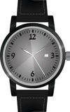 Hand watch. Classic fashion hand watch Stock Images