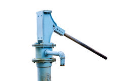 Hand water pump Royalty Free Stock Photography