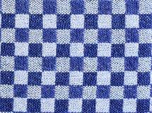 Hand weaving fabric texture. Loom Royalty Free Stock Photos