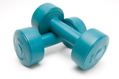 Hand Weights Royalty Free Stock Images