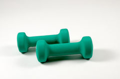 Hand Weights Stock Photography