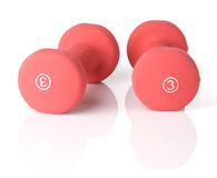 Hand Weights Royalty Free Stock Photo