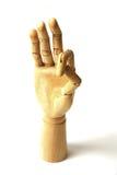 hand wooden стоковые фото