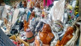 Hand work. Bolpur shantiniketan mela Royalty Free Stock Photo