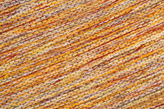 Hand woven fabric Royalty Free Stock Photo