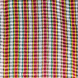 Hand woven fabric Royalty Free Stock Image