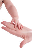 Hand5 Royalty Free Stock Image